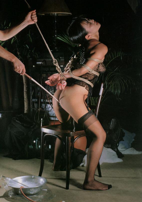 shibari bondage japonais